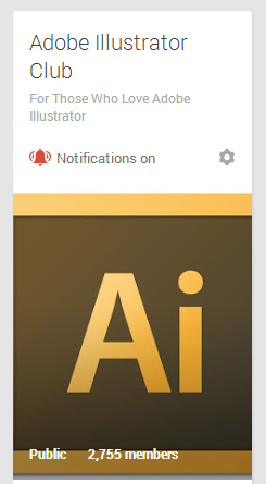 Adobe Illustrator Club (Community) on Google+